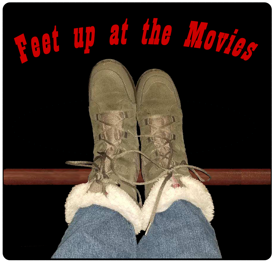 Feet up at the Movies
